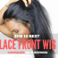 Best LaceFront Wigs AliExpress